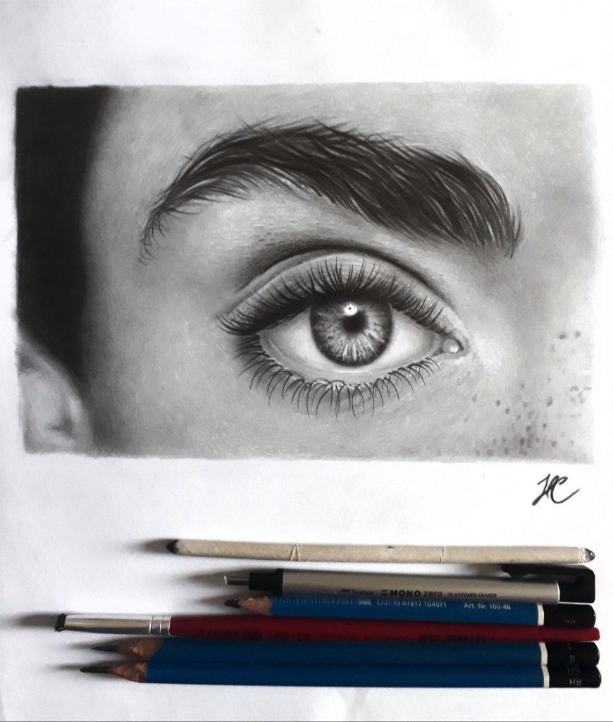 olho 1 870x1024 - O Caminho da Arte