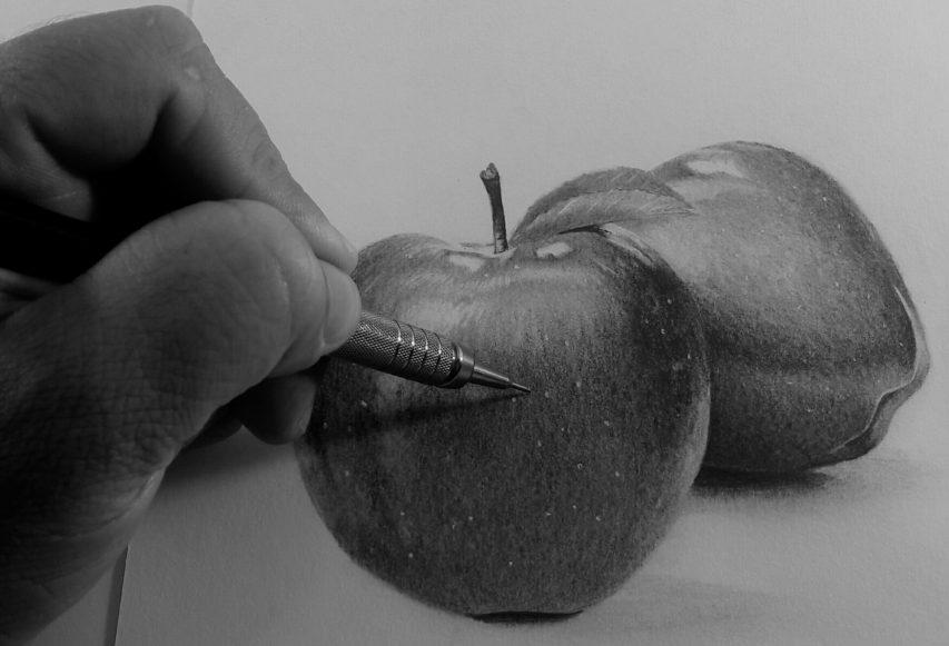 aula 14 curso de desenho reginaldo artes - CURSO DE DESENHO REALISTA PARA INICIANTES