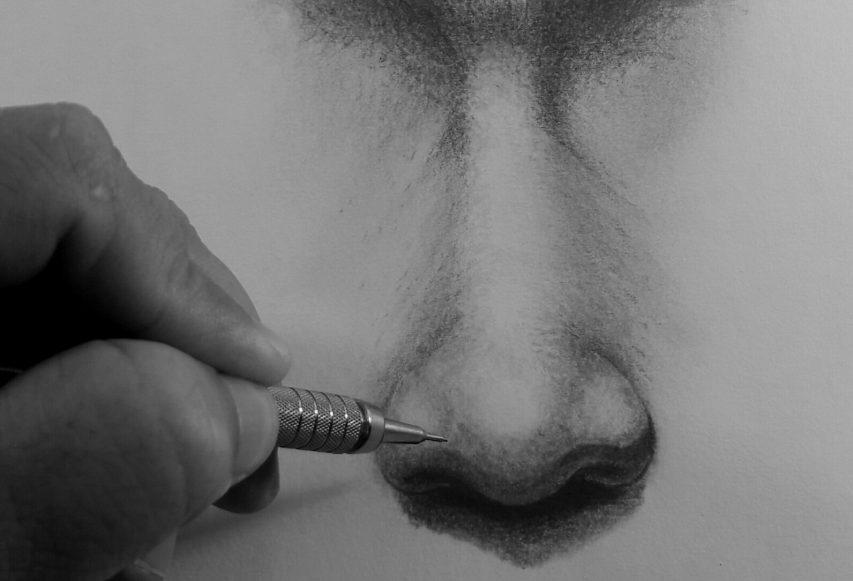 aula 18 curso de desenho reginaldo artes - CURSO DE DESENHO REALISTA PARA INICIANTES
