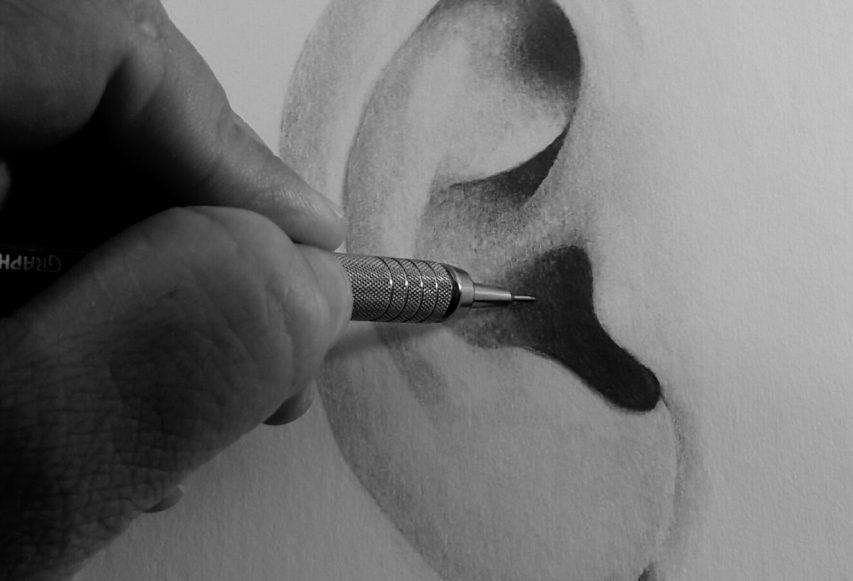 aula 19 curso de desenho reginaldo artes - CURSO DE DESENHO REALISTA PARA INICIANTES