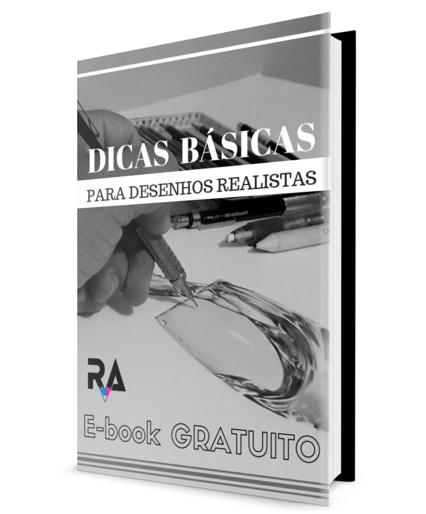 dicas básicas para desenho realista - CURSO DE DESENHO REALISTA PARA INICIANTES
