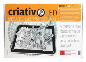 mesa de luz para desenho 300x217 - Materiais