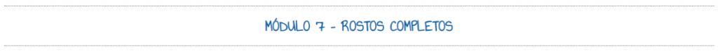 modulo 7 1024x80 - CURSO DE DESENHO REALISTA PARA INICIANTES