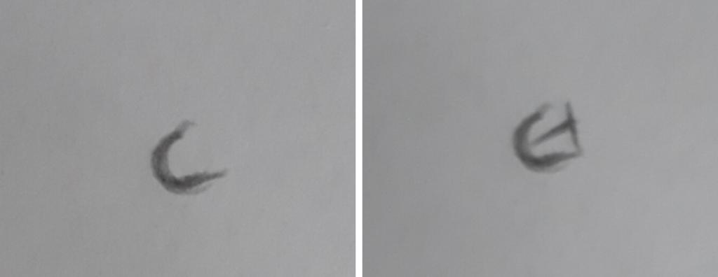 saco lacrimal sendo desenhado 1 1024x396 - Como desenhar um olho num piscar de olhos