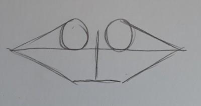 como desenhar boca passo 6 - Como desenhar boca em 11 passos - tutorial rápido e fácil