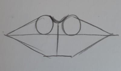 como desenhar boca passo 7 - Como desenhar boca em 11 passos - tutorial rápido e fácil