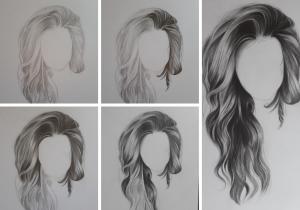 como desenhar cabelo facil e rapido artigo 300x210 - O Caminho da Arte