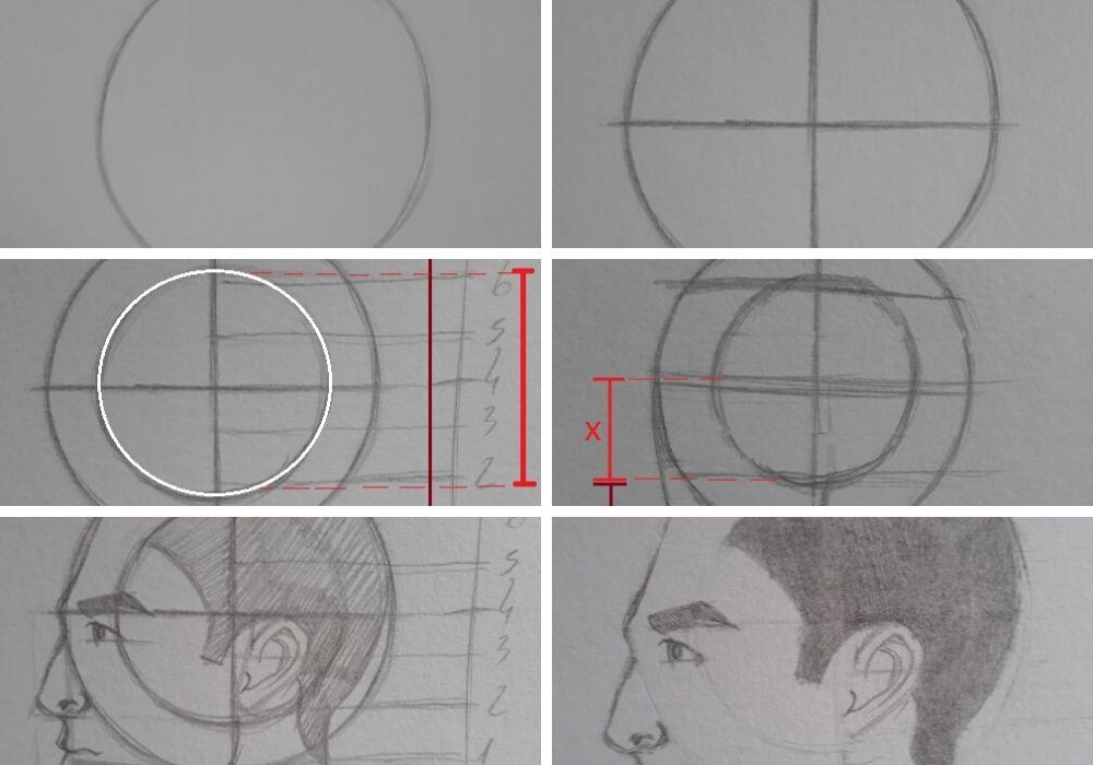 como desenhar rosto parte 2