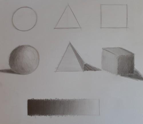 exercicios de desenho - Inspiração para desenhar: 9 ideias para ter criatividade