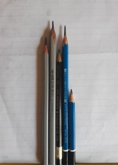 lapis para desenhos realistas - Material para desenho realista: 13 principais materiais