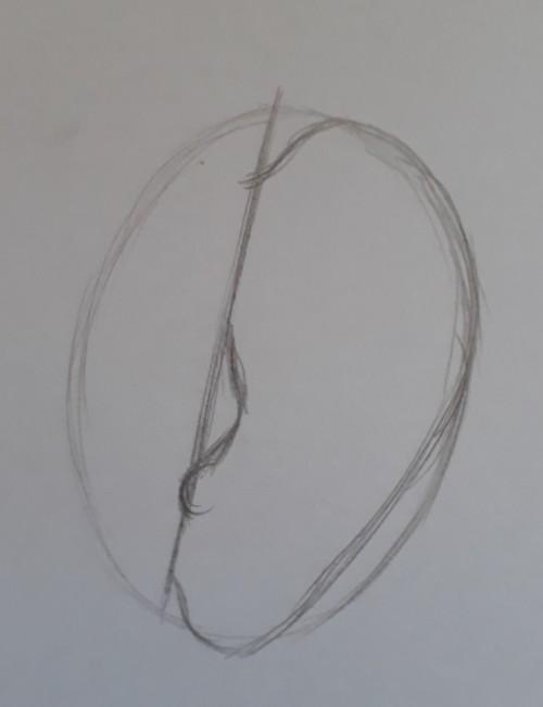 como desenhar orelha passo 3 - Como desenhar orelha em 7 passos fáceis e rápidos
