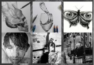 coisas bonitas para desenhar imagem destacada 300x210 - O Caminho da Arte