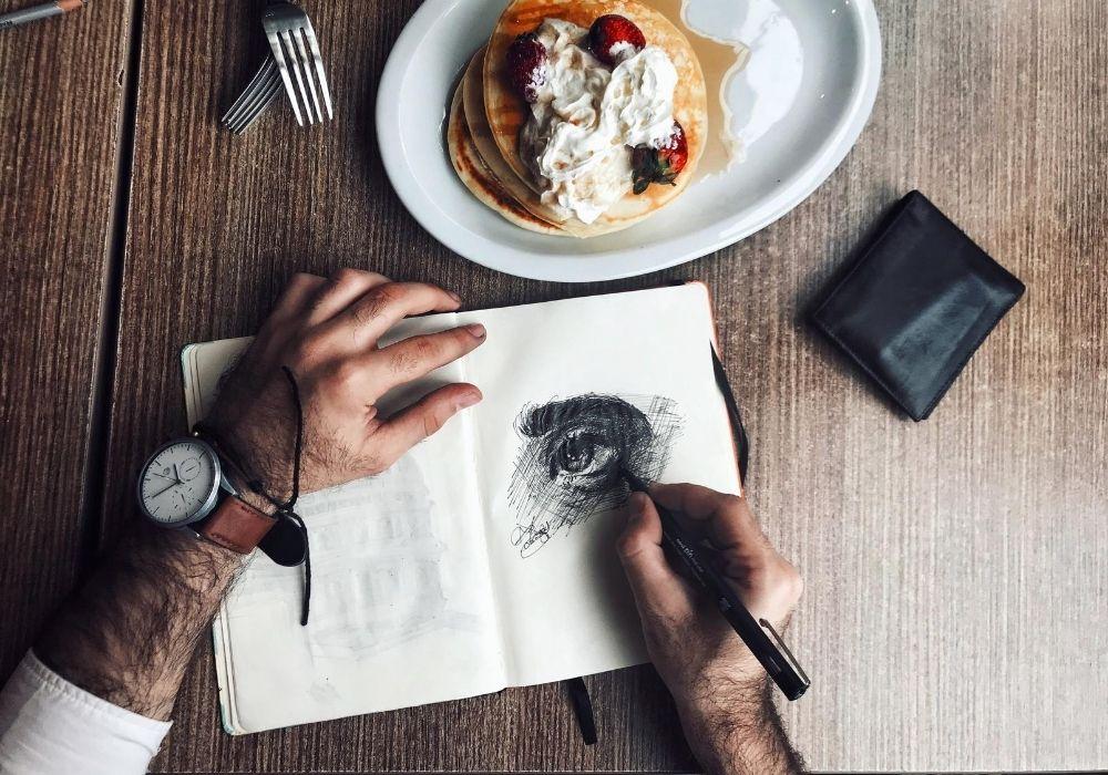 desenhar rápido