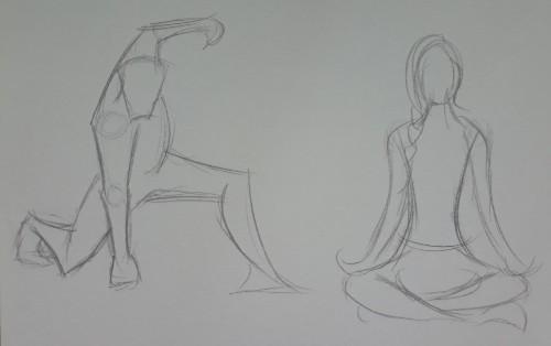 desenho gestual 3 1 - 5 dicas rápidas para fazer desenho gestual
