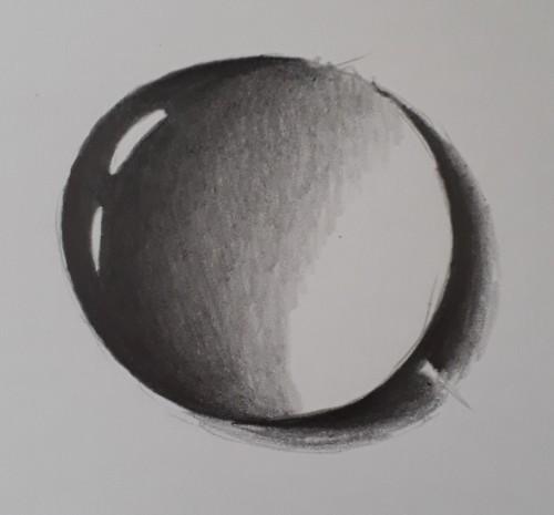 como desenhar agua como desenhar uma gota de agua 2 3 - Como desenhar água de 2 maneiras distintas