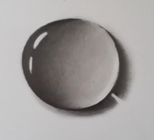 como desenhar agua como desenhar uma gota de agua 2 5 - Como desenhar água de 2 maneiras distintas