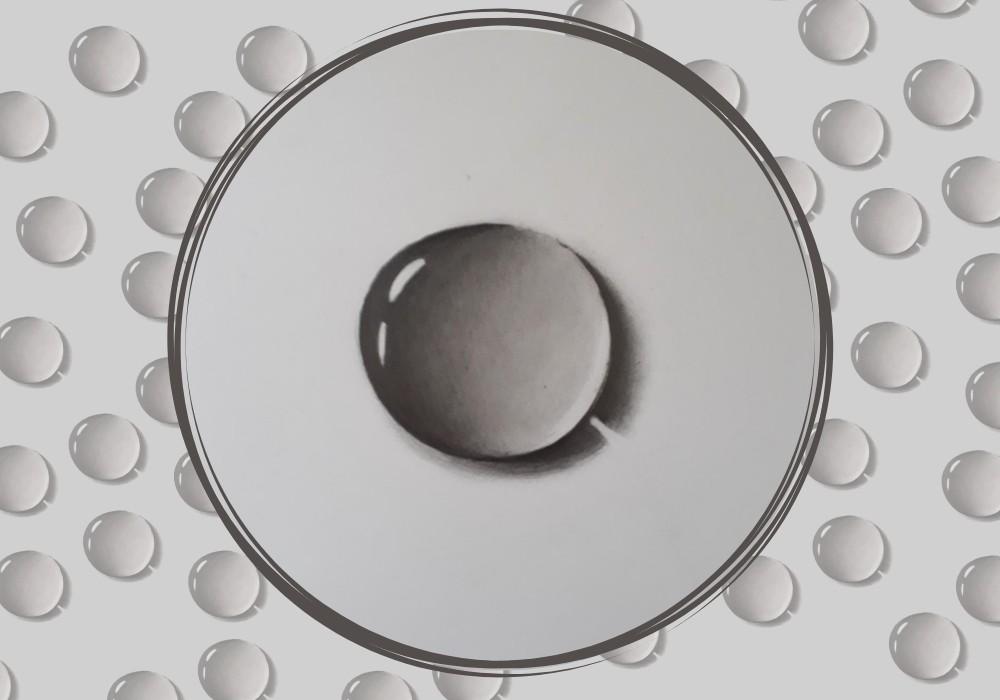 como desenhar agua - como desenhar uma gota de agua