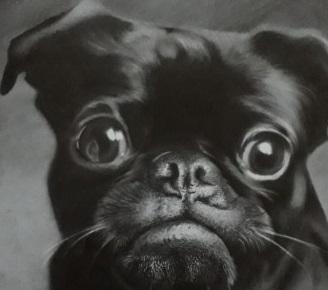 desenho de cachorro realista - Borracha para Desenho Realista - Top 5 marcas