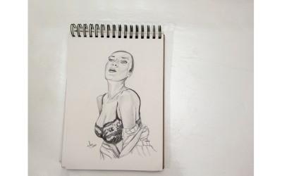 dica de desenho tenha um sketchbook - Dicas de desenho - 19 dicas para desenho rápidas