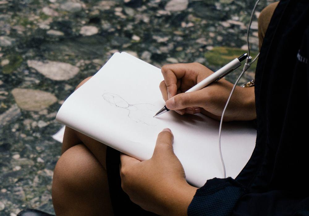 desenhar passo a passo